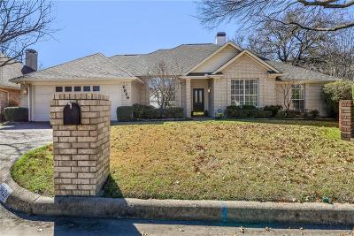 Benbrook Single Family Home For Sale: 6629 Westmoor Lane