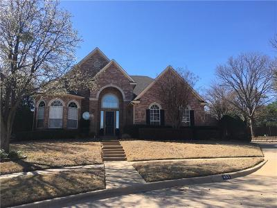 Southlake Single Family Home Active Option Contract: 402 Oxford Court