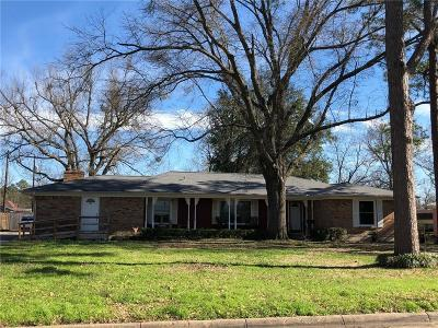 Terrell Single Family Home Active Contingent: 206 Brookhollow Drive