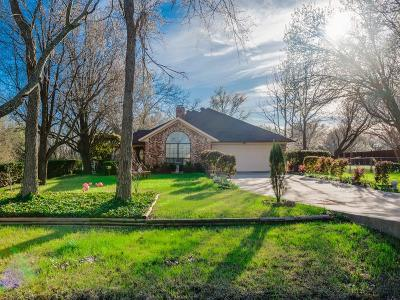 Seagoville Single Family Home For Sale: 1103 E Farmers Road
