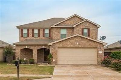 Fort Worth Single Family Home Active Option Contract: 4008 Saint Christian Street