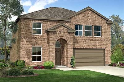 Cleburne Single Family Home For Sale: 1738 Cross Creek Lane