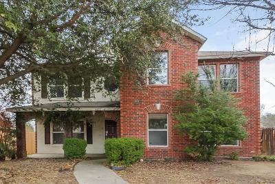 Frisco Single Family Home For Sale: 6412 White Oaks Lane
