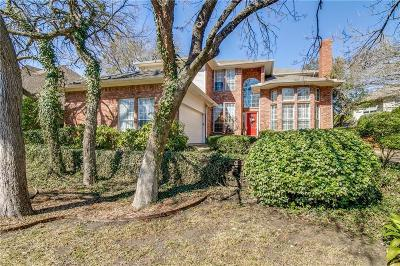 Single Family Home Active Option Contract: 109 Sceptre Drive