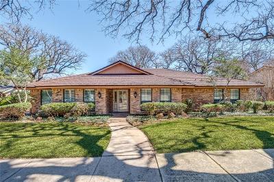 Arlington Single Family Home For Sale: 3505 Lake Pontchartrain Drive