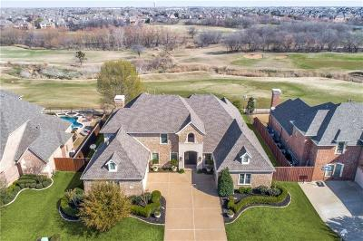 Collin County, Dallas County, Denton County, Kaufman County, Rockwall County, Tarrant County Single Family Home For Sale: 2640 W Creek Drive