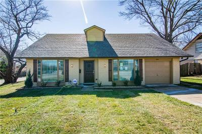 Irving Single Family Home Active Option Contract: 2102 W Northgate Drive