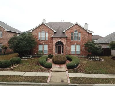 Rowlett Single Family Home For Sale: 7509 Euclid Drive