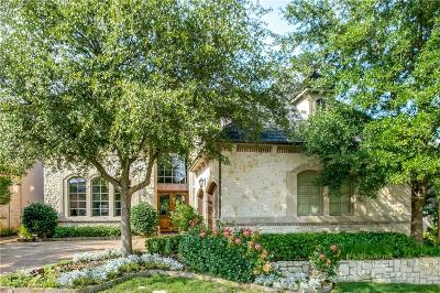 McKinney Single Family Home For Sale: 6409 Avalon Woods Drive
