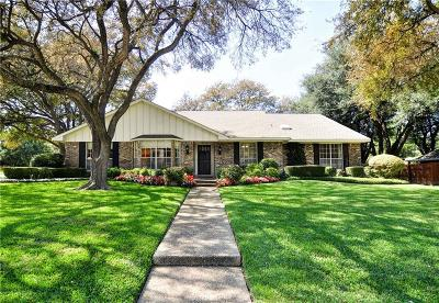 Richardson Single Family Home For Sale: 2213 Windsor Drive