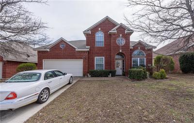 Corinth Single Family Home For Sale: 1704 Falcon Drive