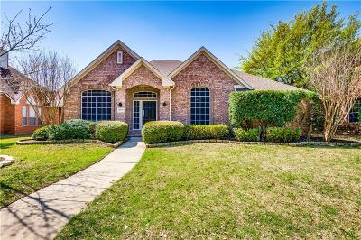 Frisco Single Family Home For Sale: 10109 Forrest Drive