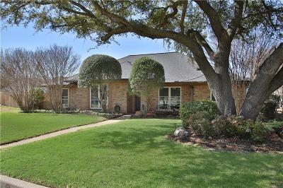 North Richland Hills Single Family Home For Sale: 4809 Boulder Road