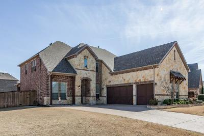 Single Family Home For Sale: 2502 Ralston Drive
