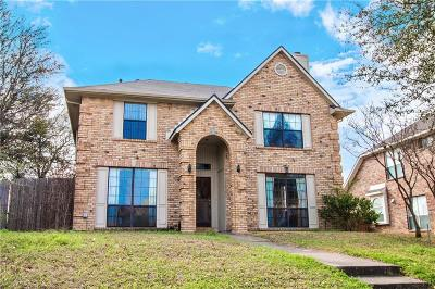 Mesquite Single Family Home For Sale: 2512 Beau Drive