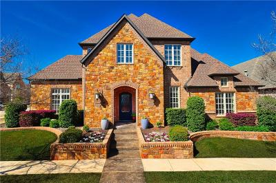 Southlake Single Family Home Active Option Contract: 1800 Monet Drive
