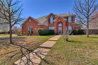 Mansfield Single Family Home Active Option Contract: 5 Brittany Court