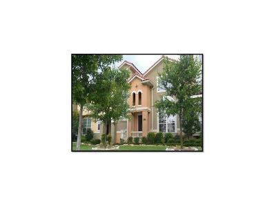 Irving Residential Lease For Lease: 434 La Villita Boulevard
