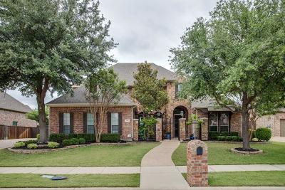 Frisco Single Family Home For Sale: 1910 Prairie Creek Trail N