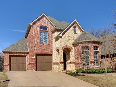 Grapevine Single Family Home For Sale: 1416 Savannah Court