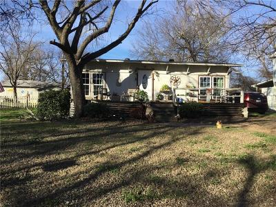 Azle Single Family Home For Sale: 6870 Briar Road