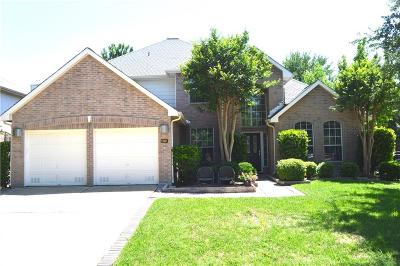 Frisco Single Family Home For Sale: 11911 Alexandria Drive