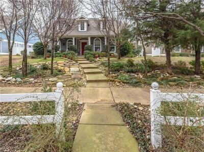 Providence Village Single Family Home For Sale: 2104 Dr Sanders Road
