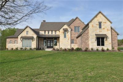 McKinney Single Family Home For Sale: 4594 Lake Shore Drive