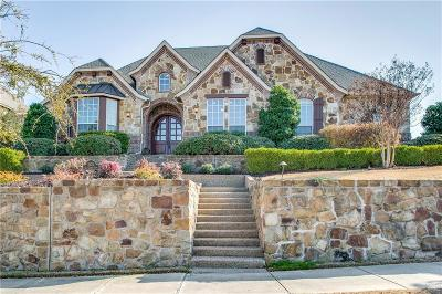 Lewisville Single Family Home For Sale: 2622 Sir Gawain Lane