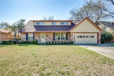Farmers Branch Single Family Home Active Option Contract: 2930 Maydelle Lane