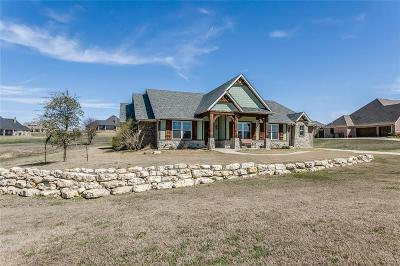 Fort Worth Single Family Home For Sale: 12540 Bella Vino Drive