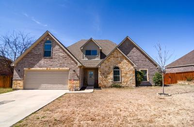 Stephenville Single Family Home For Sale: 1700 Elk Run Drive