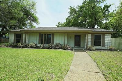Garland Single Family Home For Sale: 430 Colonial Drive