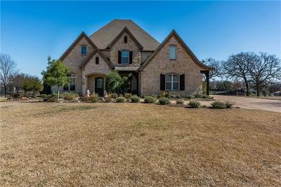 Mansfield Single Family Home For Sale: 7316 Diamond Oaks Drive