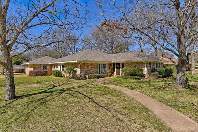 Grand Prairie Single Family Home Active Option Contract: 1701 Surrey Circle