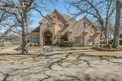 Burleson Single Family Home For Sale: 105 Country Vista Circle
