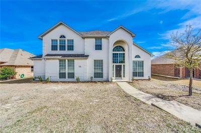 Rockwall Single Family Home For Sale: 148 Haven Ridge Drive