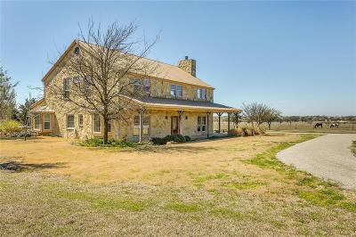 Joshua Single Family Home For Sale: 7301 County Road 912