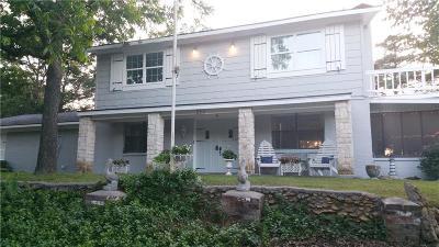 Grayson County Single Family Home Active Contingent: 223 Cambridge Drive