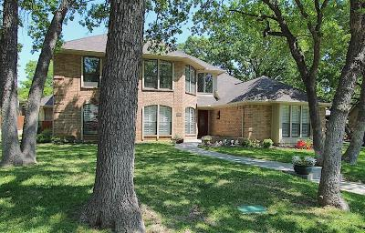 Arlington Single Family Home For Sale: 4703 Villa Vera Drive