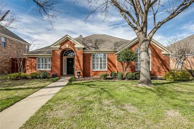 Coppell Single Family Home For Sale: 480 Halifax Drive