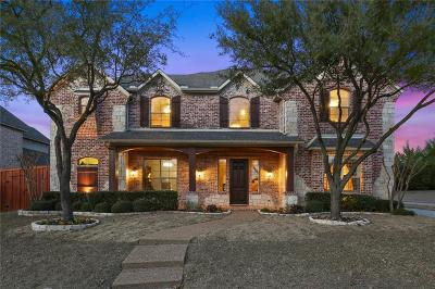 Frisco Single Family Home For Sale: 4670 Liam Drive