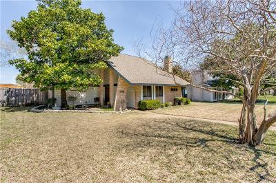 Plano Single Family Home For Sale: 2709 Peppertree Place