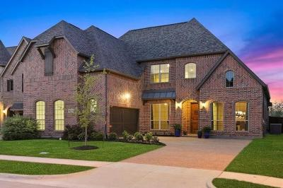 Allen Single Family Home For Sale: 1522 Hennessey Drive