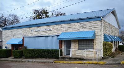 Weatherford Commercial For Sale: 114 N Waco Street N