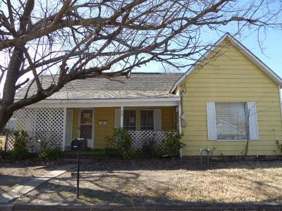 Decatur Single Family Home For Sale: 502 S Trenchard Street