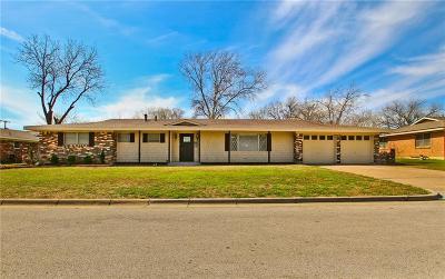North Richland Hills Single Family Home For Sale: 5001 Eldorado Drive