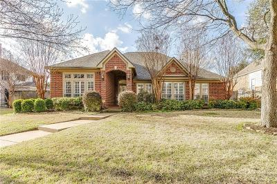 Fort Worth Single Family Home Active Option Contract: 6717 Clear Spring Drive