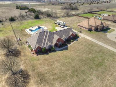 Terrell Single Family Home Active Contingent: 2622 W Alamosa Drive