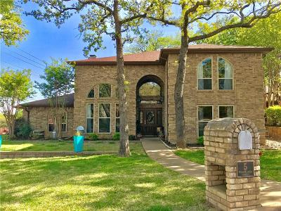 Southlake, Westlake, Trophy Club Single Family Home For Sale: 5 Woodlands Court